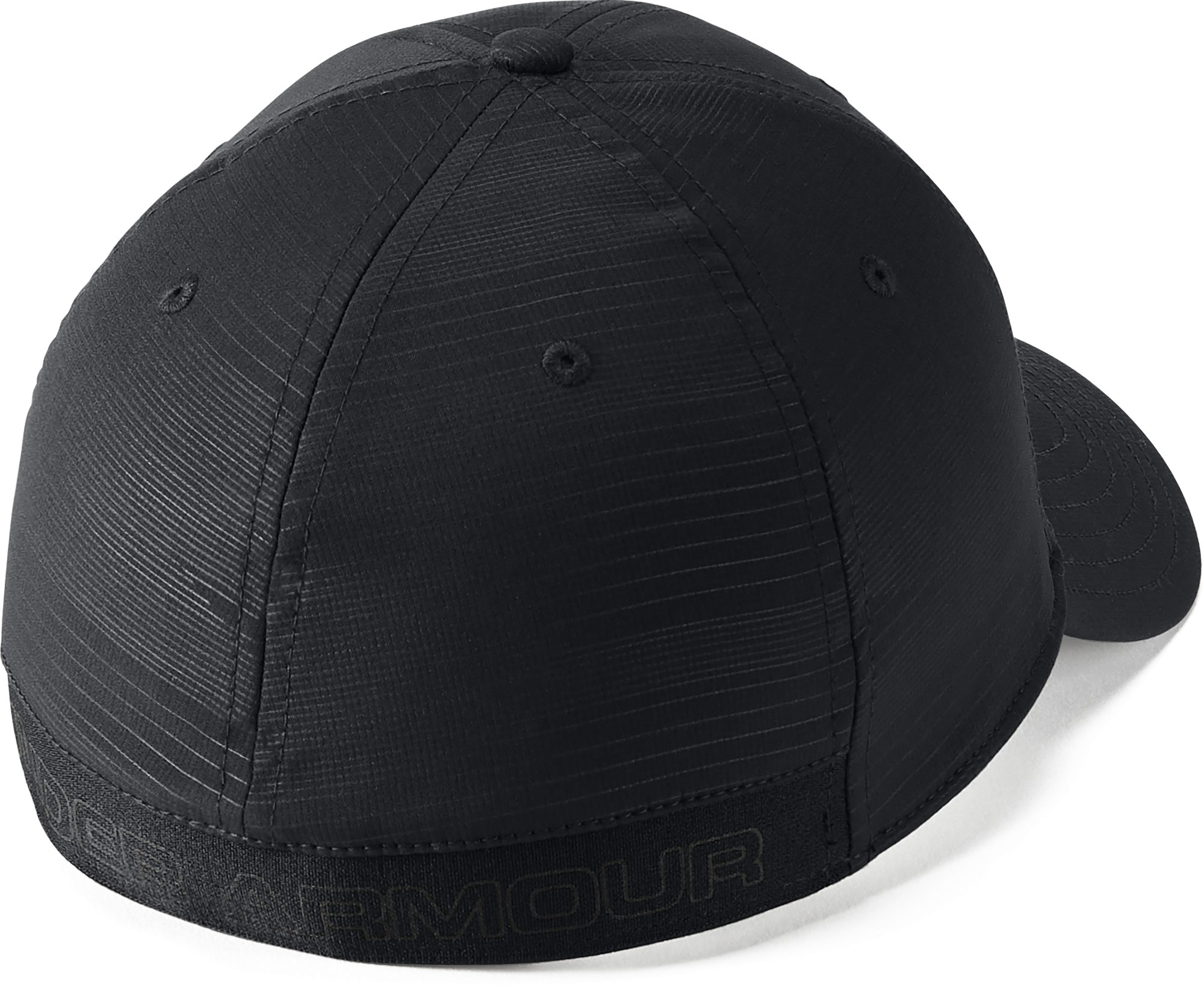 Men's UA Storm Printed Headline Cap, Black ,