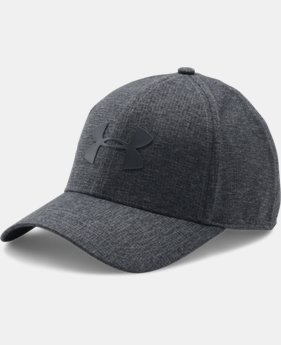 Men's UA CoolSwitch ArmourVent™ 2.0 Cap  3 Colors $27.99