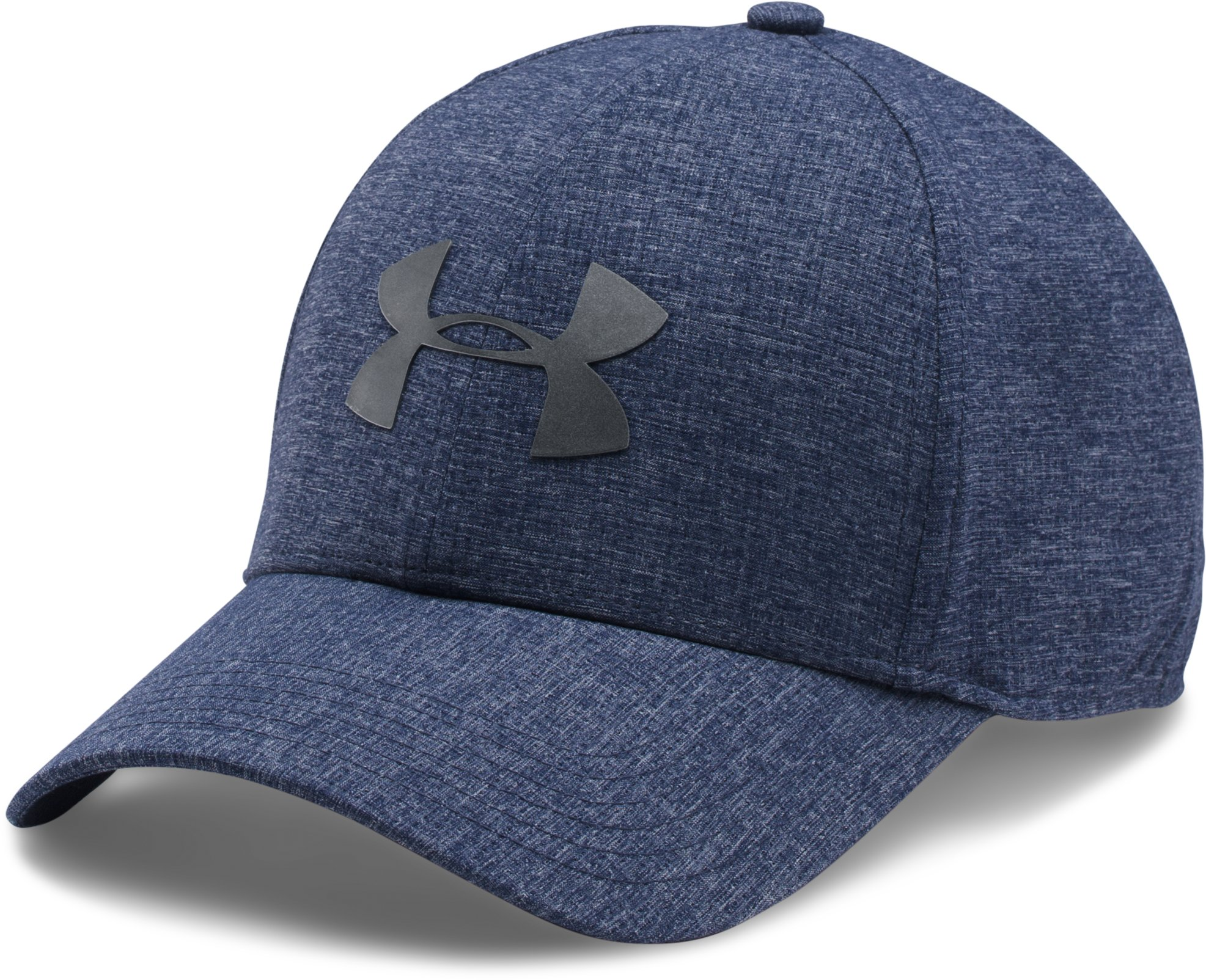 Men's UA CoolSwitch ArmourVent™ 2.0 Cap, Midnight Navy, zoomed image
