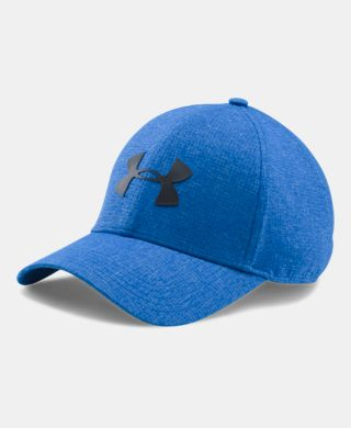 男子UA CoolSwitch ArmourVent 2.0運動帽