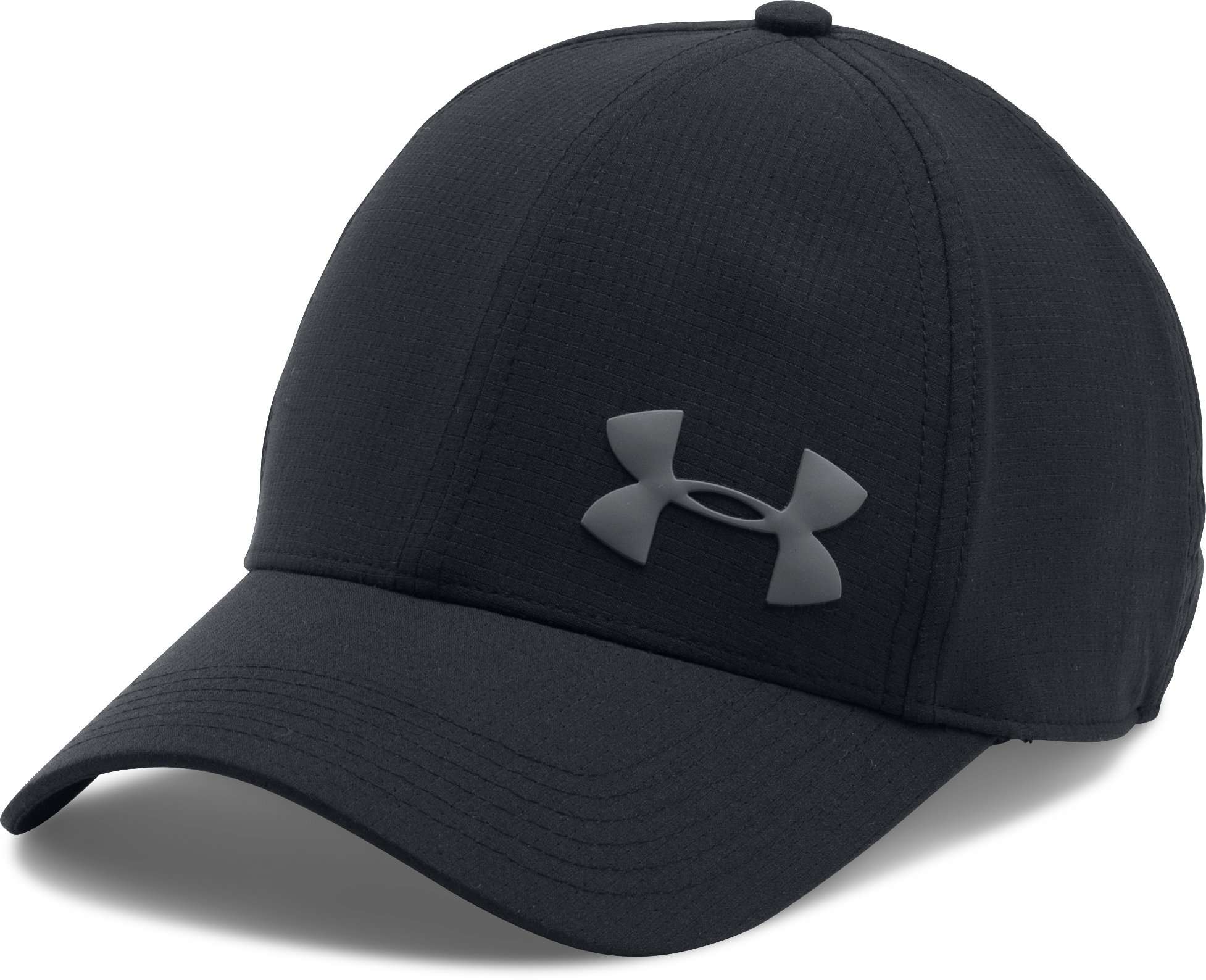 Men's UA ArmourVent™ Training Cap, Black