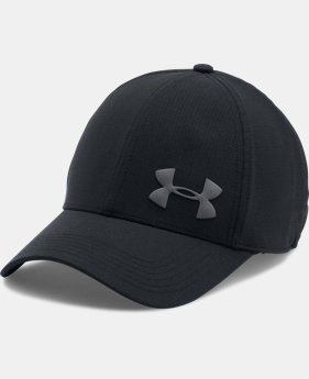Men's UA ArmourVent™ Training Cap  1  Color Available $24.99