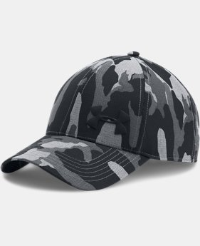 Men's UA ArmourVent™ Training Cap  3  Colors Available $14.99
