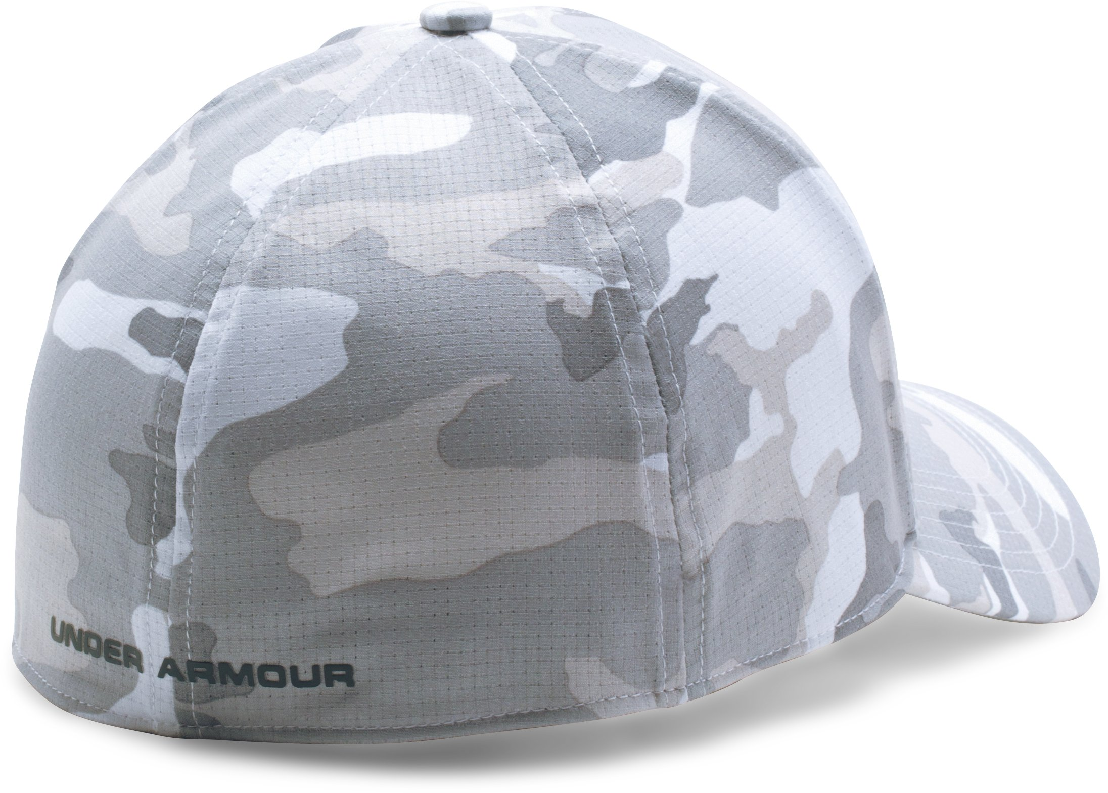 Men's UA ArmourVent™ Training Cap, White, undefined