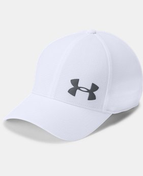 Men's UA ArmourVent™ Training Cap  6  Colors Available $18.74
