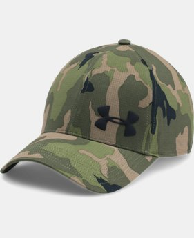 New Arrival Men's UA ArmourVent™ Training Cap  1 Color $24.99