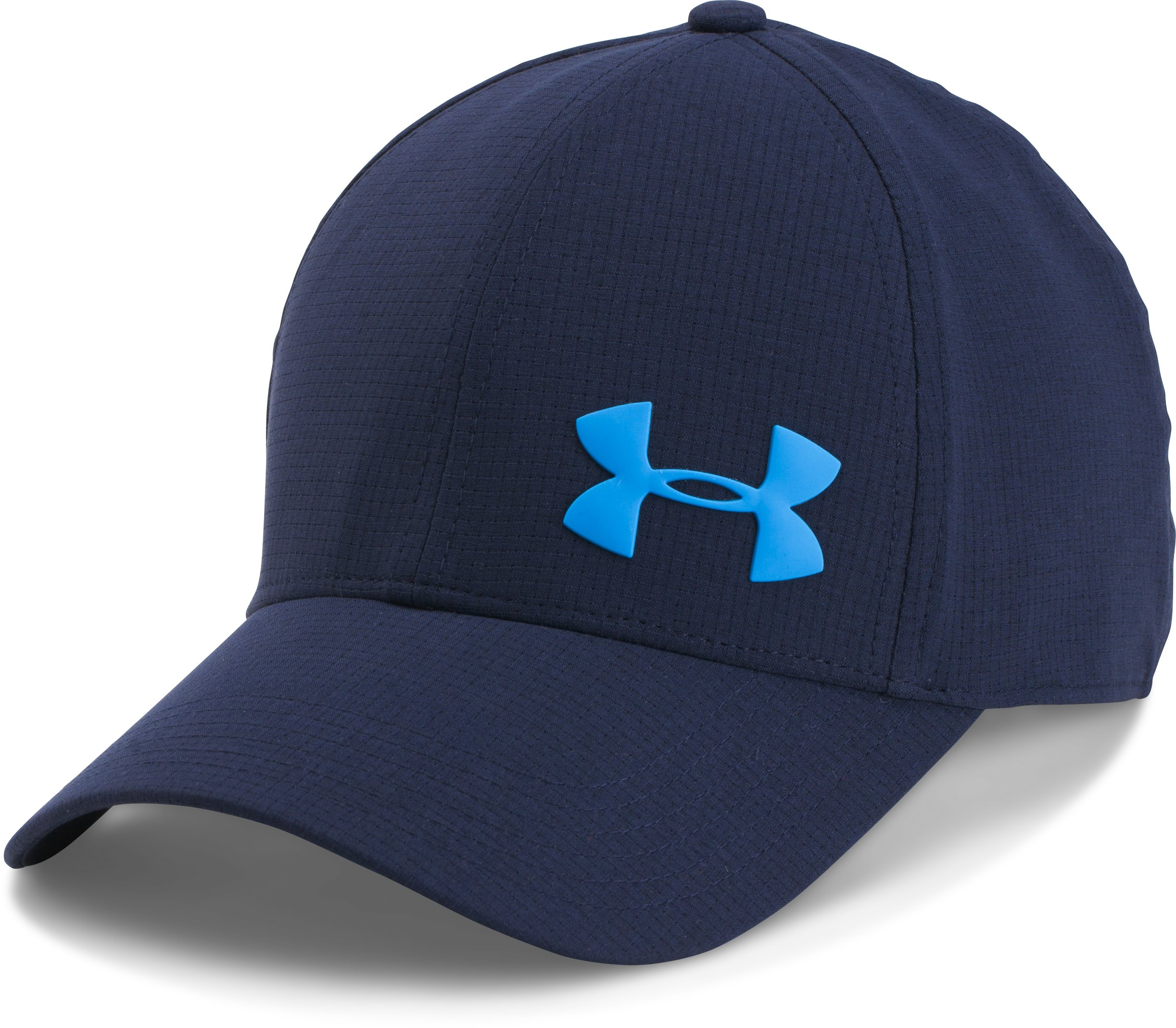 Men's UA ArmourVent™ Training Cap, Midnight Navy, zoomed image