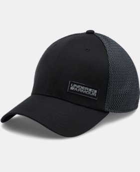 Men's UA Twist Low Crown Cap  1 Color $27.99