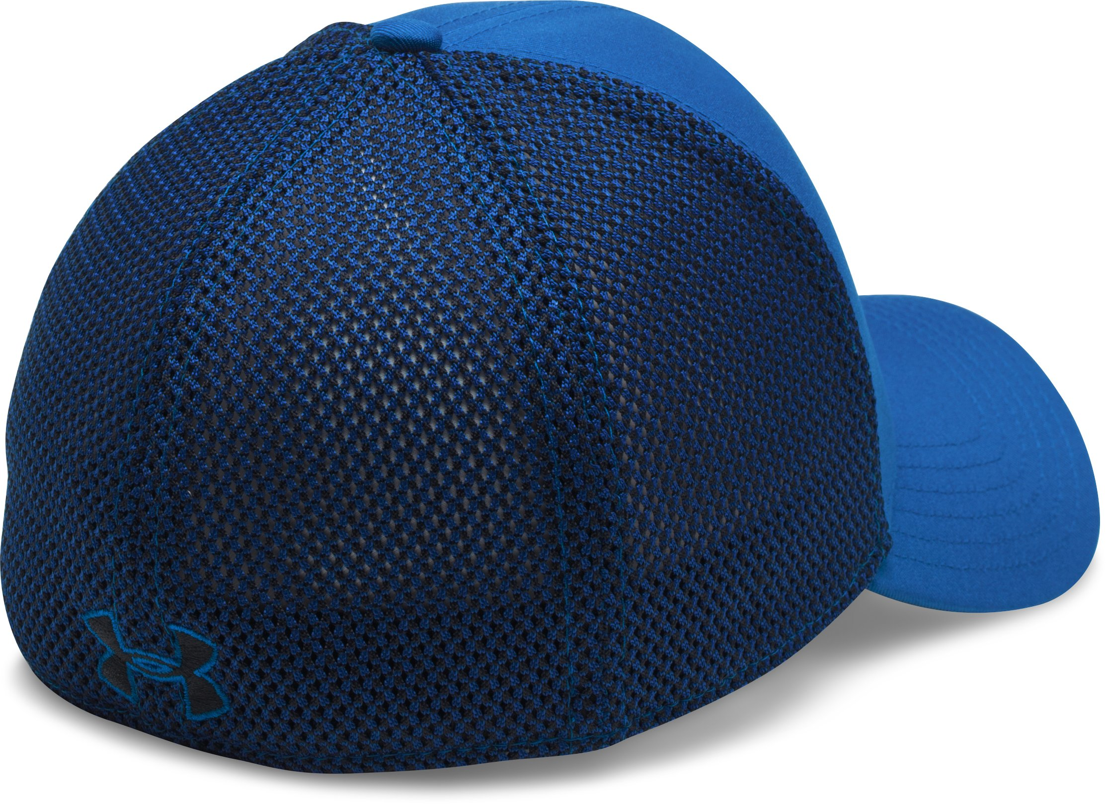 Men's UA Twist Low Crown Cap, BLUE MARKER, undefined