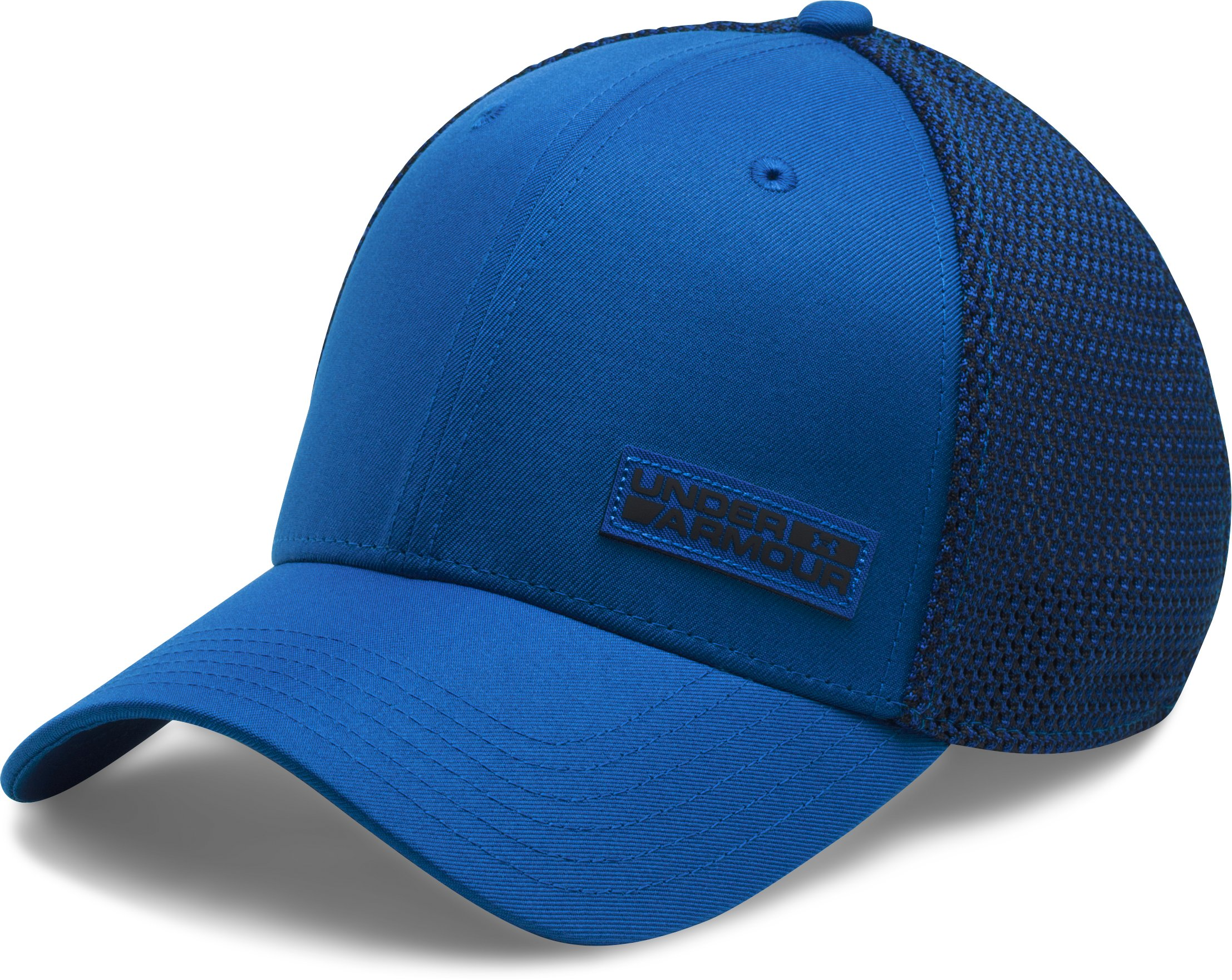 Men's UA Twist Low Crown Cap, BLUE MARKER