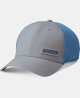 Men's UA Twist Low Crown Cap  3 Colors $32.99