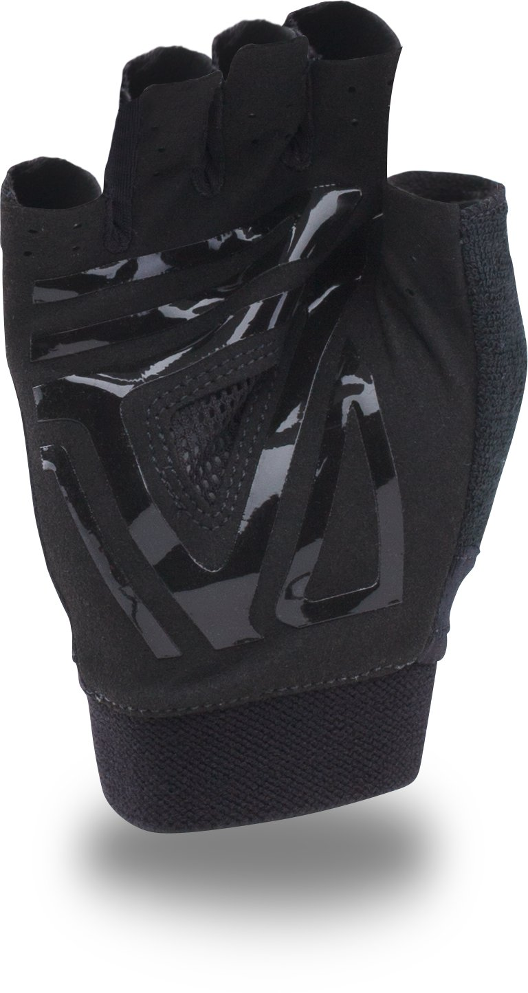 Women's UA CoolSwitch Flux Training Gloves, Black ,