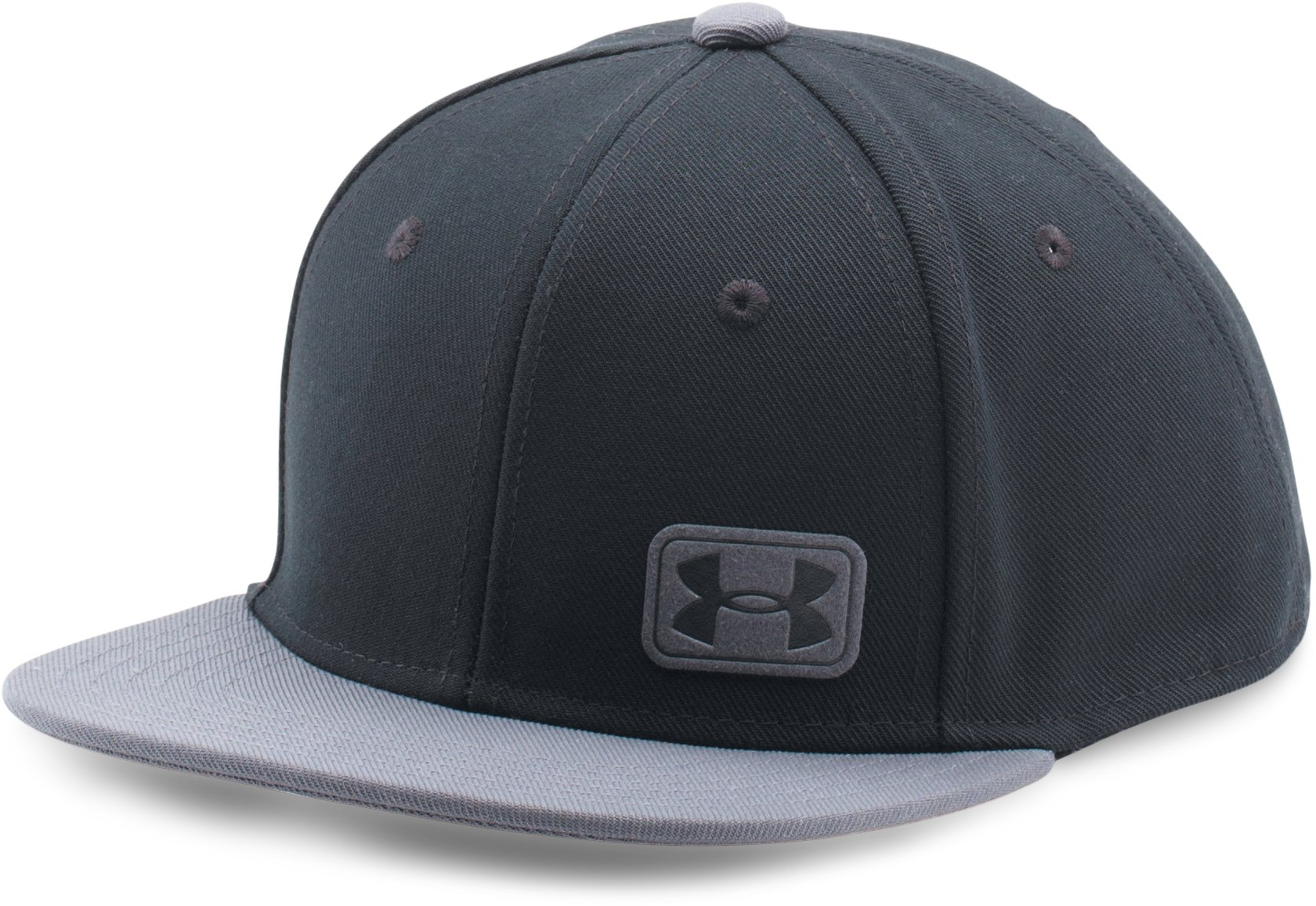 black snapback caps Boys' UA Core Snapback Cap I bought this for my son and he loves it!!...He loves the fit & comfort....It was a hit!