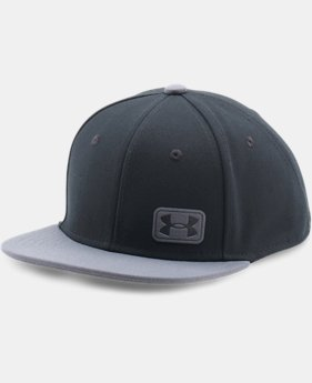 Boys' UA Core Snapback Cap  1 Color $22.99