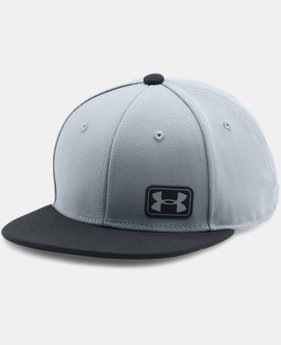 Boys' UA Core Snapback Cap  2  Colors Available $11.99