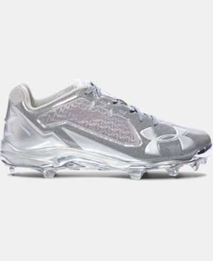 Men's UA Deception Low DiamondTips Baseball Cleats  – Limited Edition LIMITED TIME: FREE U.S. SHIPPING 1 Color $119.99