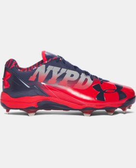 Men's UA Deception Low DT Baseball Cleats — Freedom Edition  1 Color $71.99