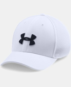 Boys' UA Classic Mesh Golf Cap  2 Colors $21.99
