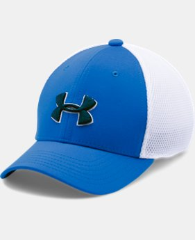New Arrival Boys' UA Classic Mesh Golf Cap   $21.99