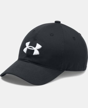 Boys' UA Chino Golf Cap  1 Color $22.99