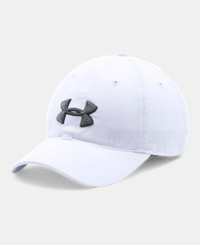 New to Outlet Boys  UA Chino Golf Cap 2 Colors Available  11.99 76cd3222a73