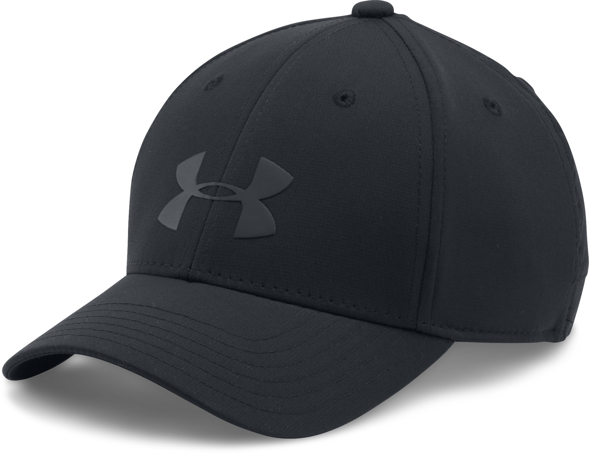 Boys' UA Headline 2.0 Cap, Black