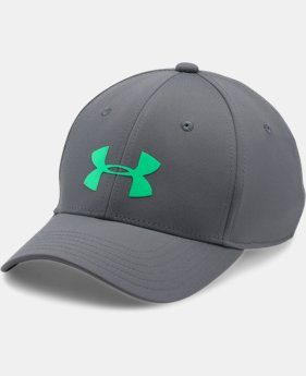 Boys' UA Headline 2.0 Cap  1 Color $12.99 to $16.49