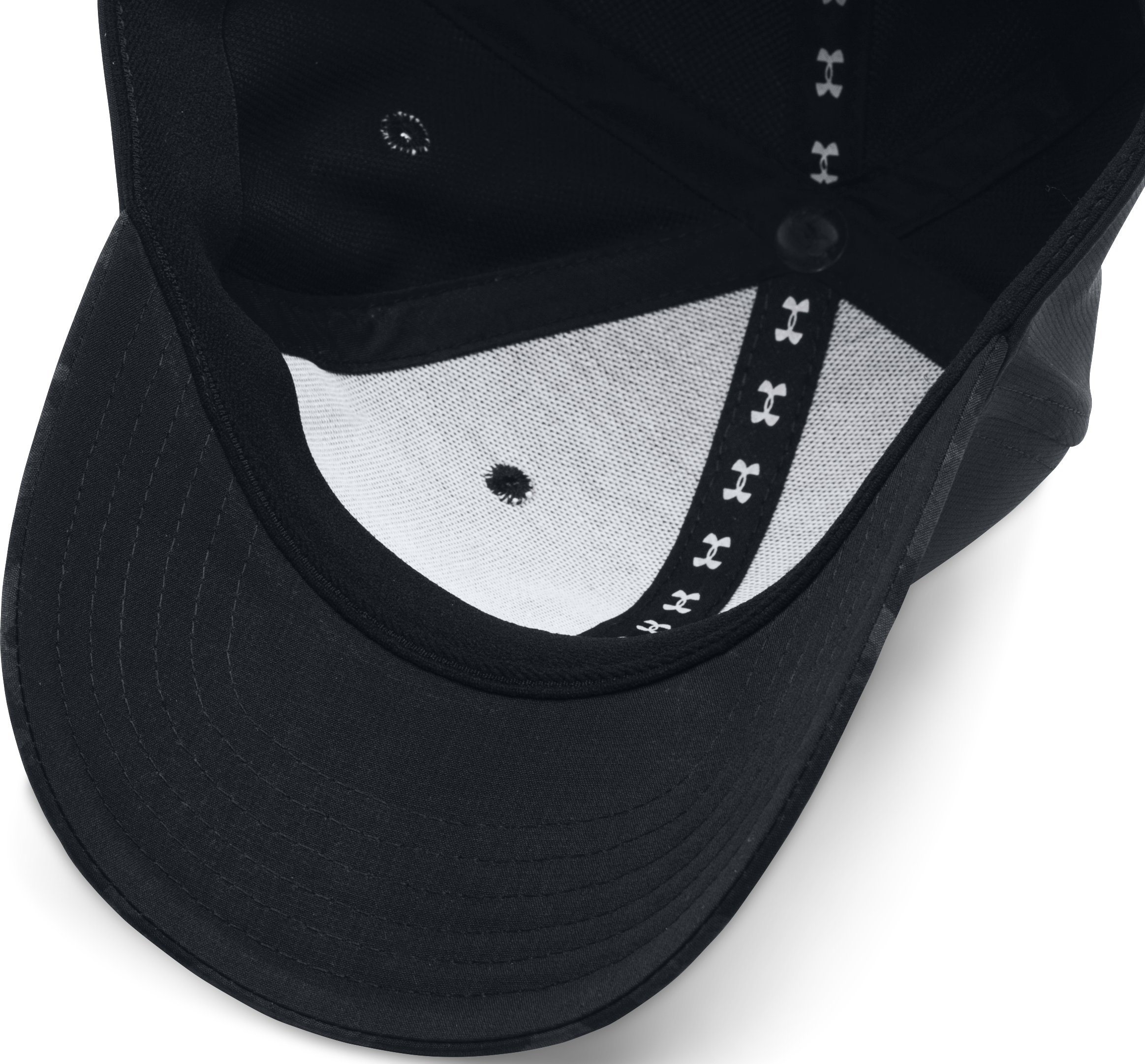 Boys' UA Billboard 2.0 Cap, Black , undefined