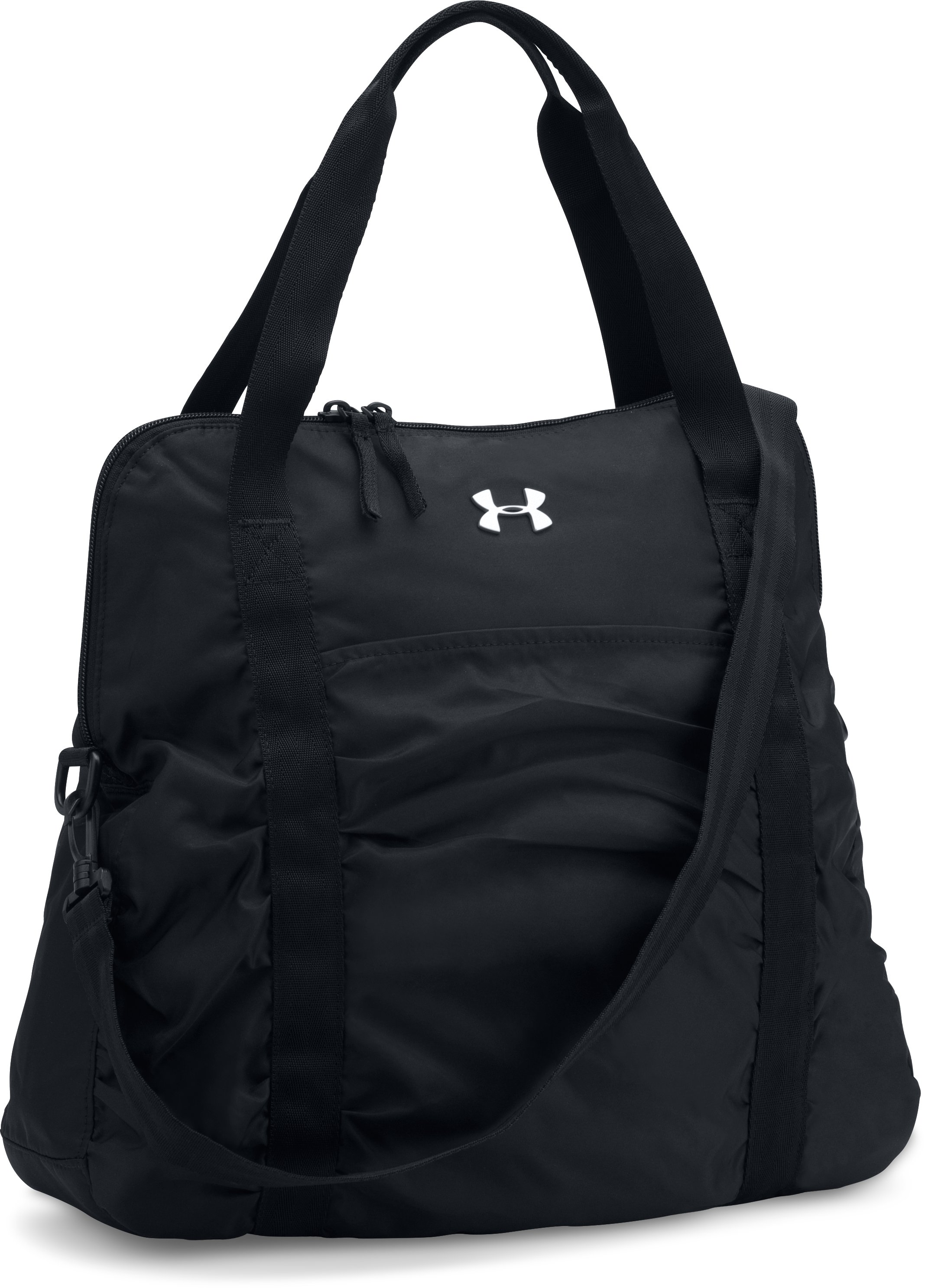 Women's UA The Works Tote 2.0, Black ,