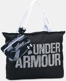 Women's UA Big Wordmark Tote 2.0  2 Colors $34.99