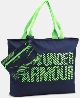 Women's UA Big Wordmark Tote 2.0  1 Color $20.99 to $26.24