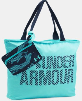 Women's UA Big Wordmark Tote 2.0  2 Colors $29.99