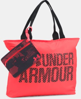 Women's UA Big Wordmark Tote 2.0  1 Color $17.99 to $22.49