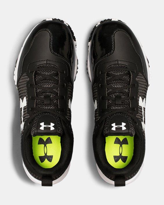 Men's UA Ultimate Turf Training Shoes, Black, pdpMainDesktop image number 3