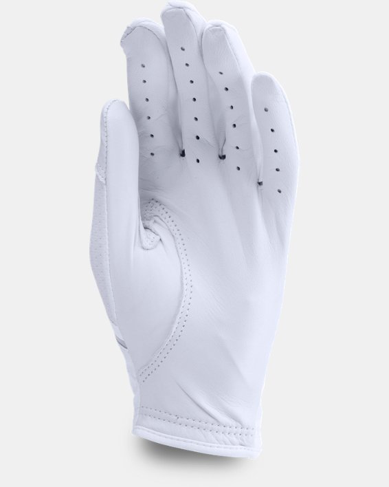Women's UA CoolSwitch Golf Glove, White, pdpMainDesktop image number 1