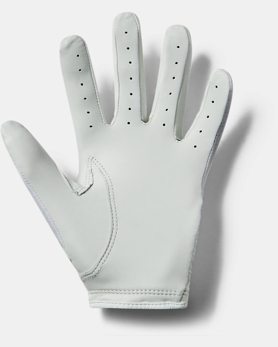 Women's UA CoolSwitch Golf Glove, White, pdpMainDesktop image number 3