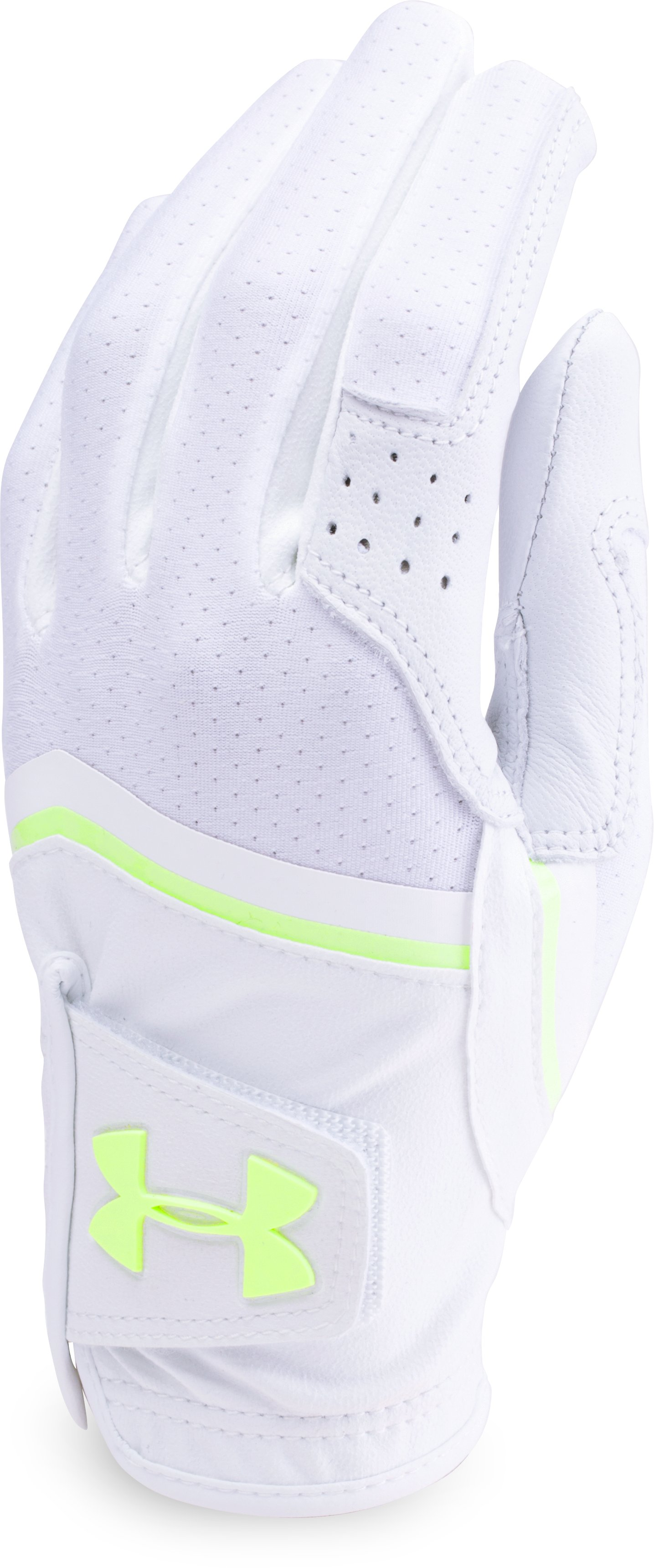 Women's UA CoolSwitch Golf Glove, White