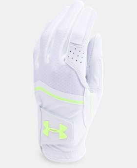 Women's UA CoolSwitch Golf Glove  3  Colors Available $16.99