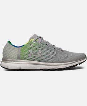 Men's UA SpeedForm® Velociti Graphic Record-Equipped Running Shoes  1 Color $169.99