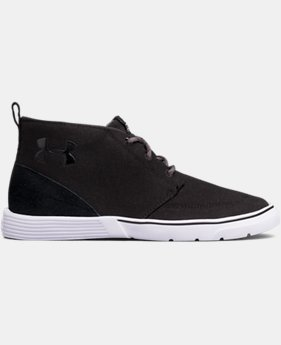 Boys' UA Street Encounter Mid Shoes  1 Color $32.5