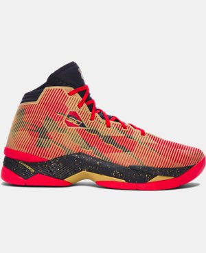 Best Seller Men's UA Curry 2.5 — Limited Edition Basketball Shoes LIMITED TIME: FREE U.S. SHIPPING 1 Color $134.99