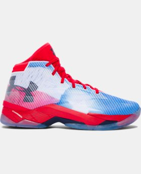 Men's UA Curry 2.5 — Limited Edition Basketball Shoes   $134.99