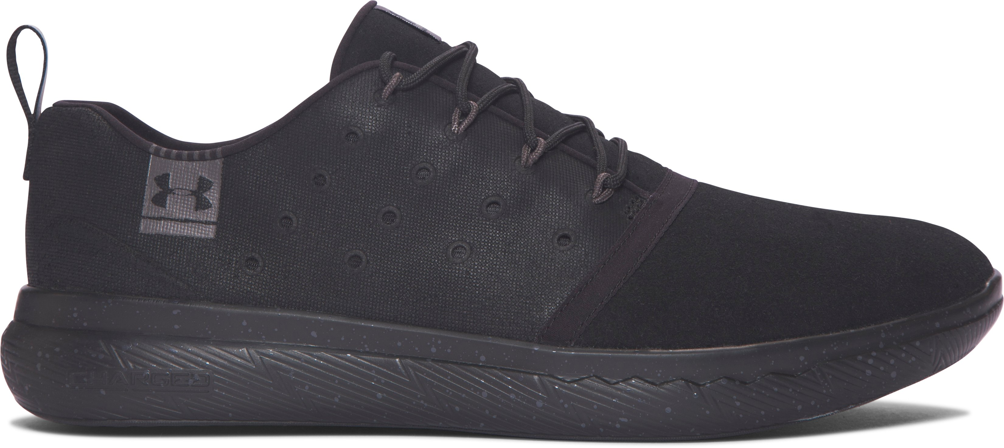 Men's UA Charged 24/7 Low Suede Shoes 2 Colors $59.99