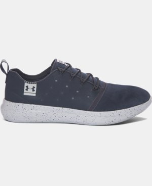 Men's UA Charged 24/7 Low Suede Shoes  3 Colors $84.99