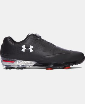Men's UA Tour Tips BOA™ Golf Shoes  1  Color Available $100