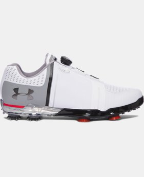 Men's UA Spieth One BOA™ Golf Shoes   $299.99