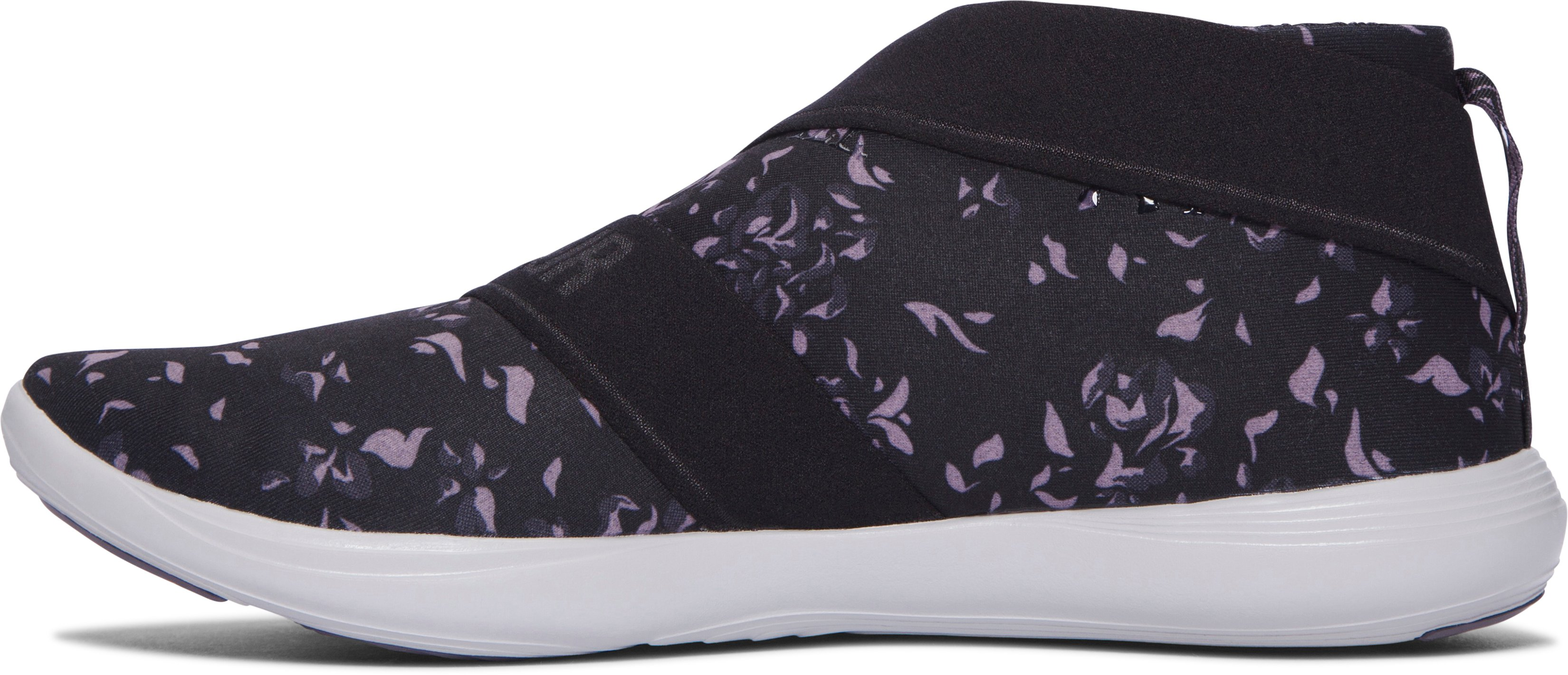 Women's UA Street Precision Slip On Printed Shoes, FLINT, undefined