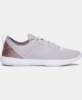 Women's UA Street Precision Sport Low Metallic Lifestyle Shoes  1 Color $41.99