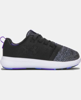 Girls' infant UA Charged 24/7 Low Shoes   $33.99