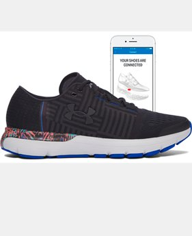 Digitally Connected Shoe Men's UA SpeedForm® Gemini 3 Record-Equipped Running Shoes  1 Color $89.99
